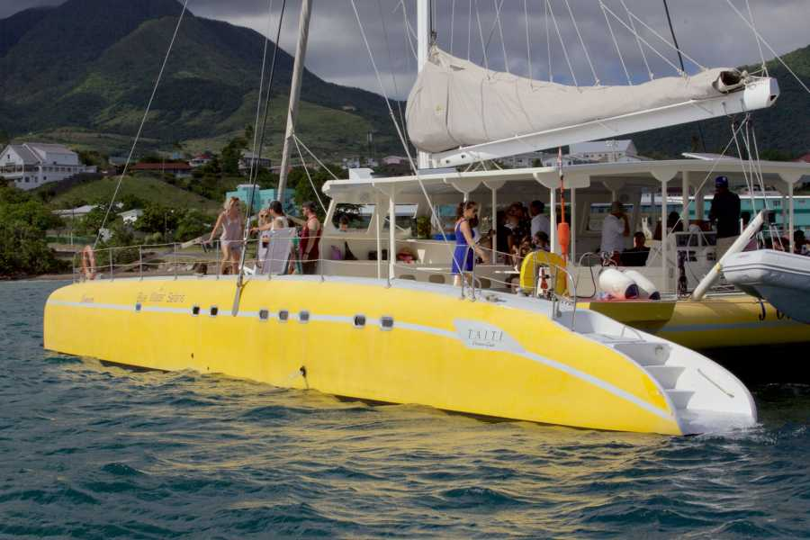 Blue Water Safaris Coastal Sail and Beach Break