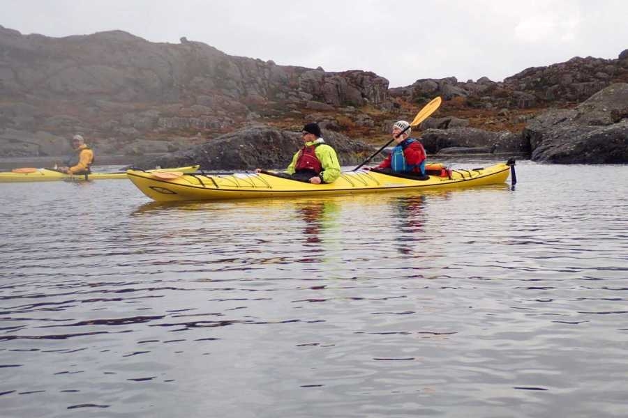 Norsk Kystkulturakademi AS Rental Double kayaks