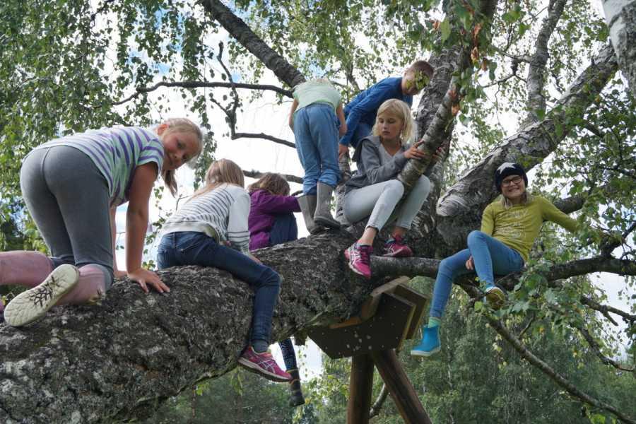 Ekebergparken Sommerskole: Kunst og friluftsliv uke 32
