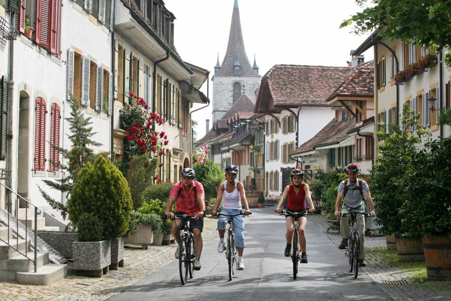Murten Tourismus / Morat Tourisme Voucher - Gourmet Tour around Lake Murten