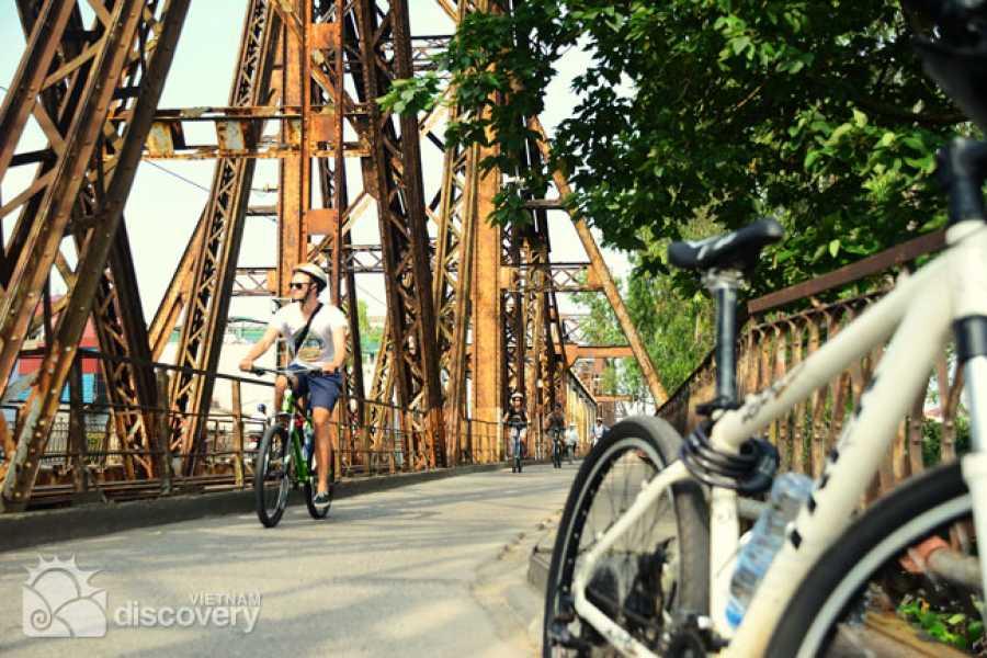OCEAN TOURS HANOI CYCLING TOUR HALFDAY