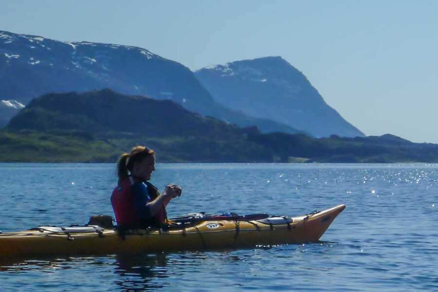 Lofoten Aktiv AS Clean-Up-Paddling - full day