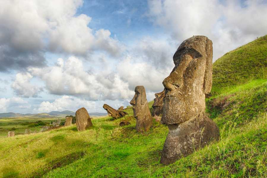 Green Island Tours - Easter Island Two Half Days and One Full Day