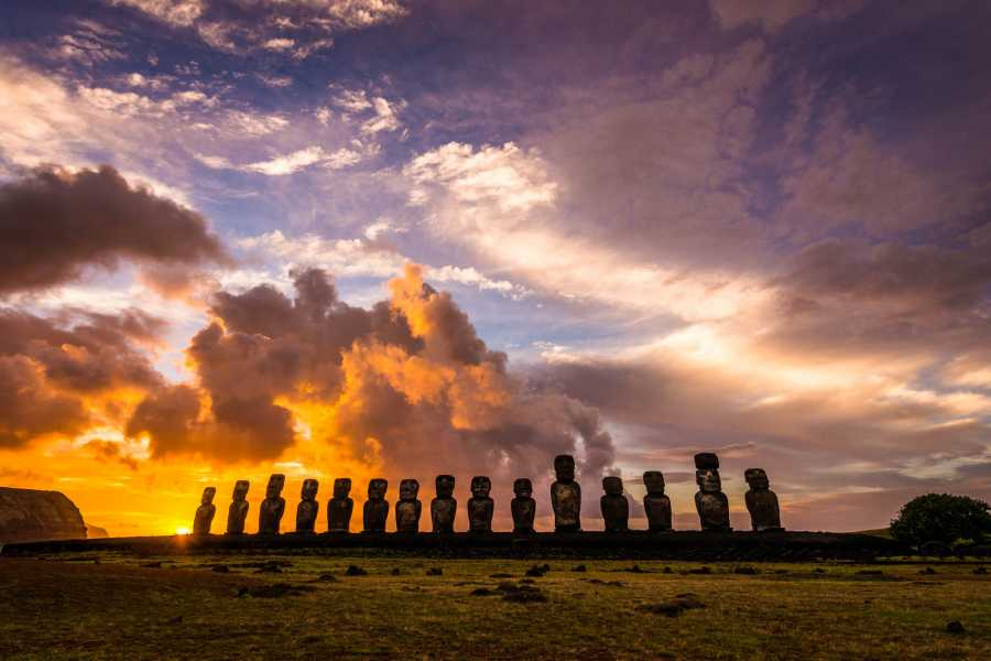 Green Island Tours - Easter Island Two Half Days and Two Full Days - Option A