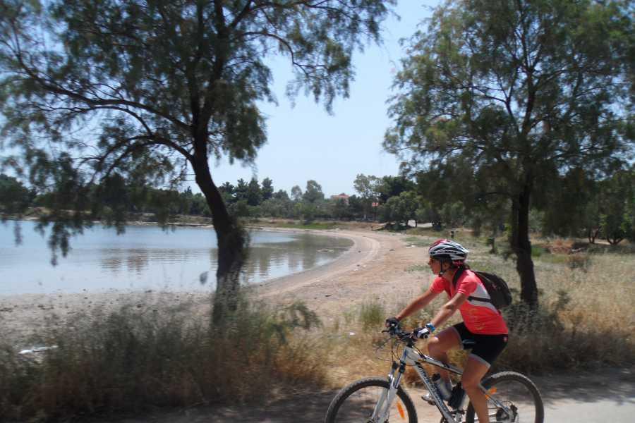 Evia Adventure Tours Cycling / Coast to coast sublime beaches of Chalkis