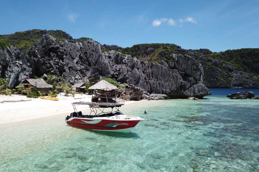 Philippine Island Cruise Corp Full Day Highlights of El Nido Speedboat Island Group Tour