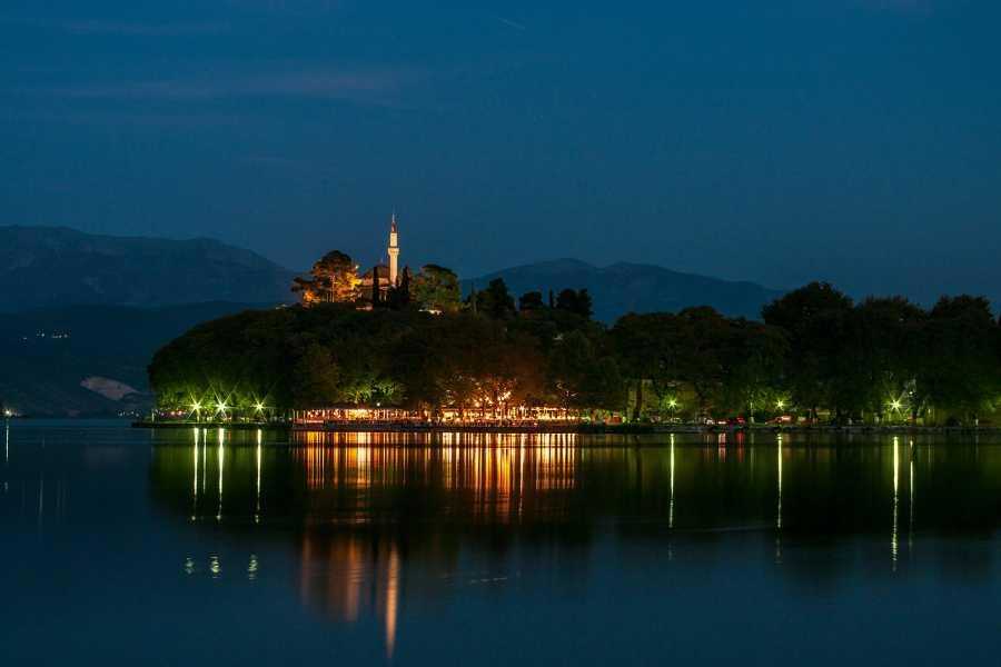 Grekaddict Thessaloniki to Ioannina Private Transfer