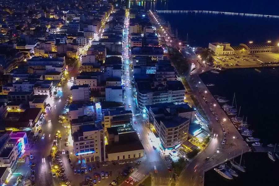 Grekaddict Thessaloniki to Volos Private Transfer