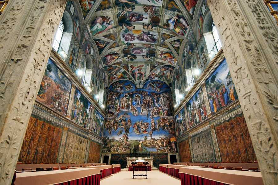 Real Rome Tours Early Bird Vatican Semi-Private Tour