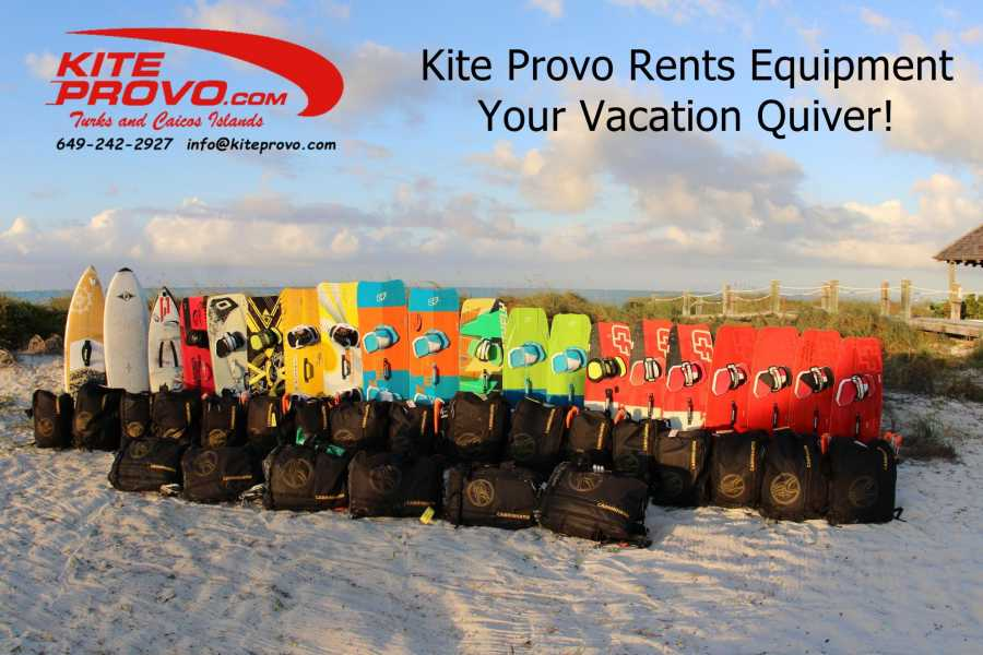 Kite Provo & SUP Provo Supervised Rentals