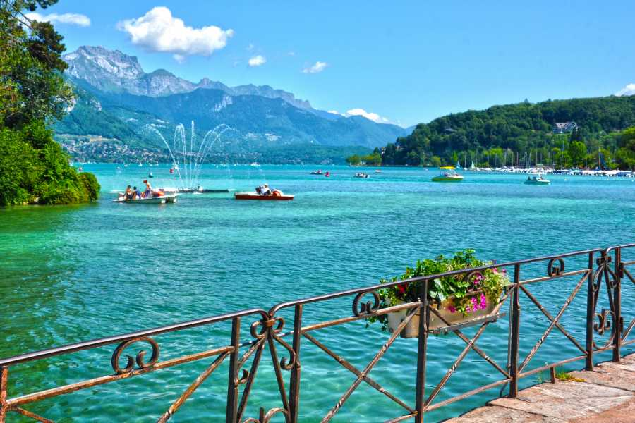 GVA Excursions Lake Annecy Day Trip