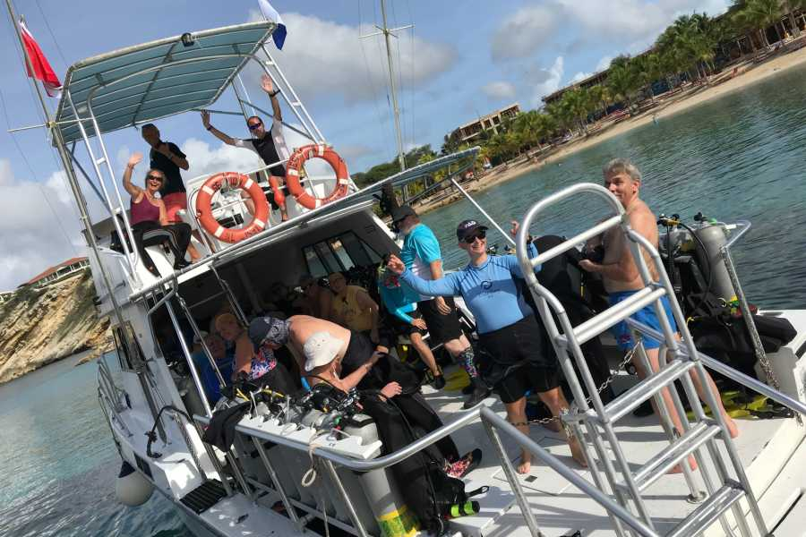 Blue Bay Dive & Watersports 1 Tank Boat Dive