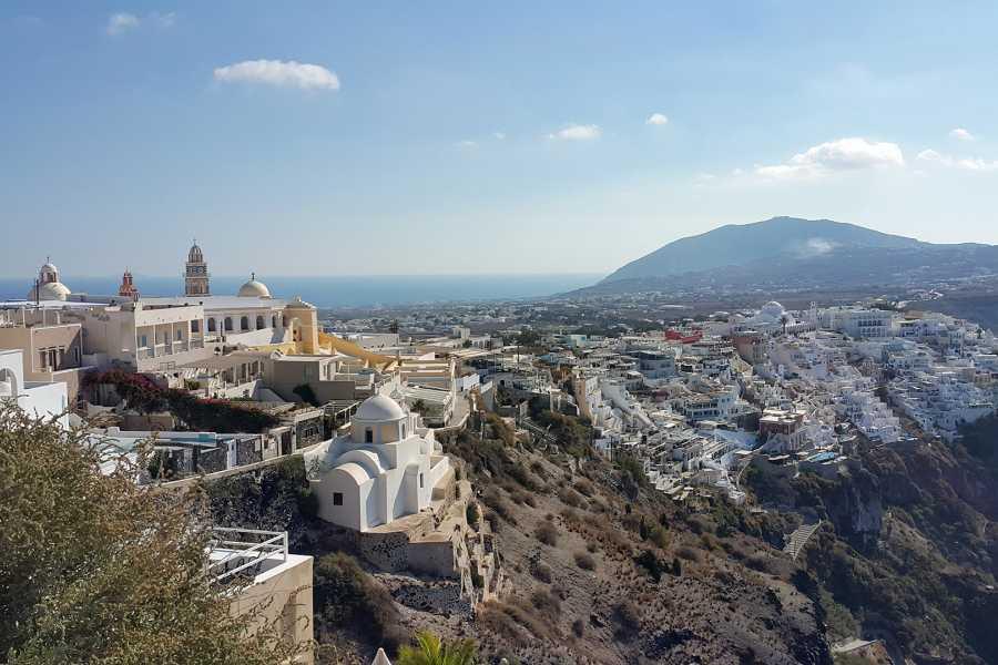 Grekaddict Santorini Caldera Hiking Tour