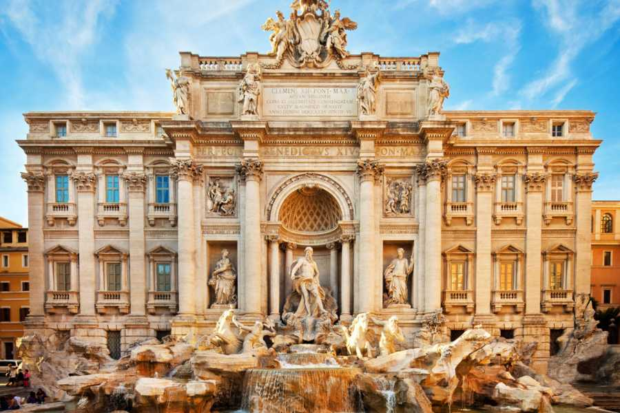 Real Rome Tours Heart of Rome Semi-Private Tour