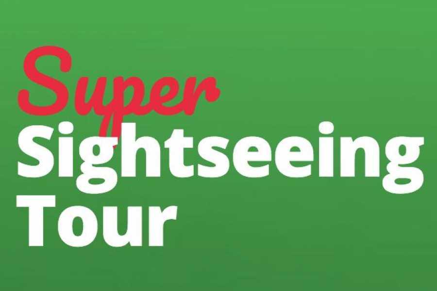 FreeDamTours 10:30 Super Sightseeing Tour - Tips Only Tour
