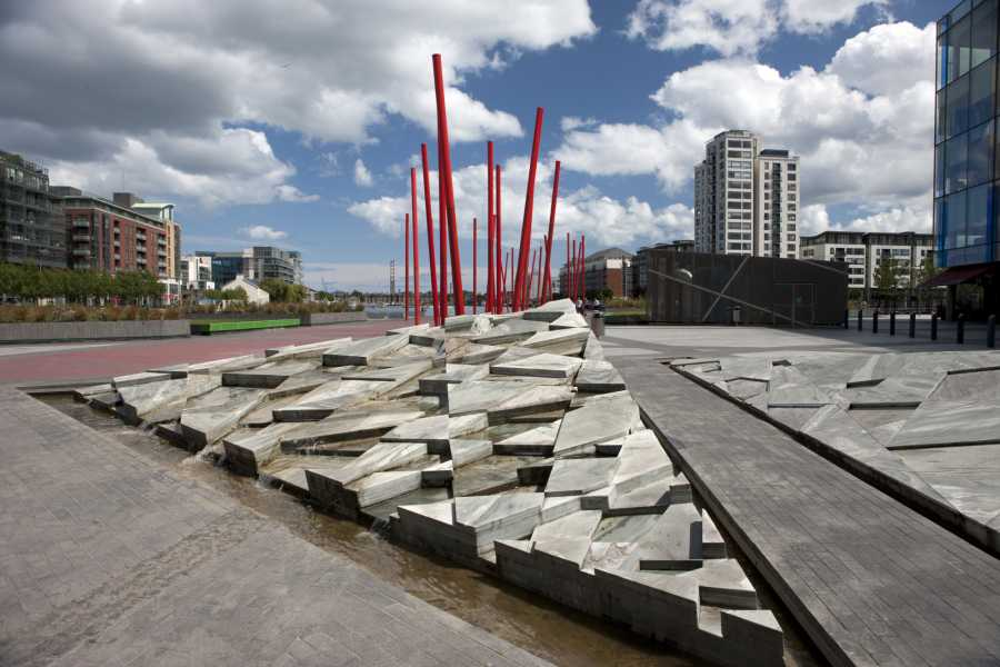 Pat Liddy's Walking Tours of Dublin Docklands – The New Old Dublin