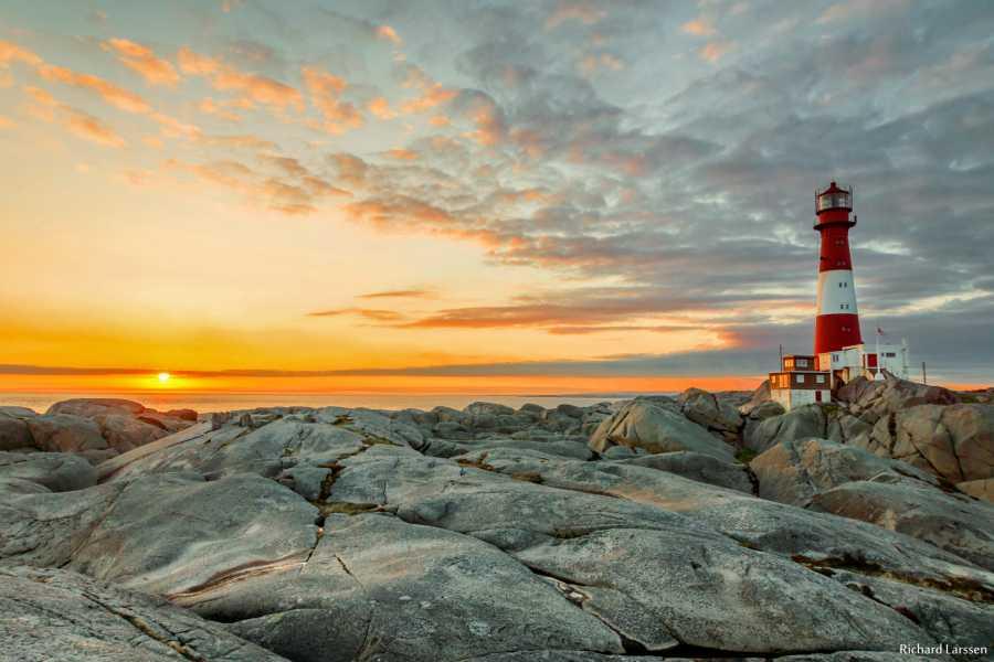 Magma Geopark Opplev månelandskap på vei til Eigerøy fyr