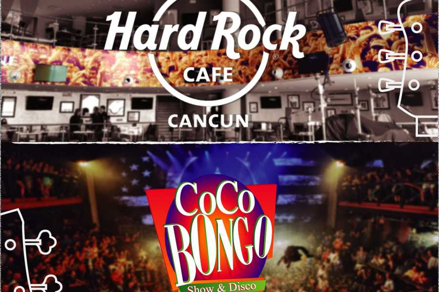 "Cancun Vacation Experts Diner and Party ""Hard Rock & Coco Bongo"""