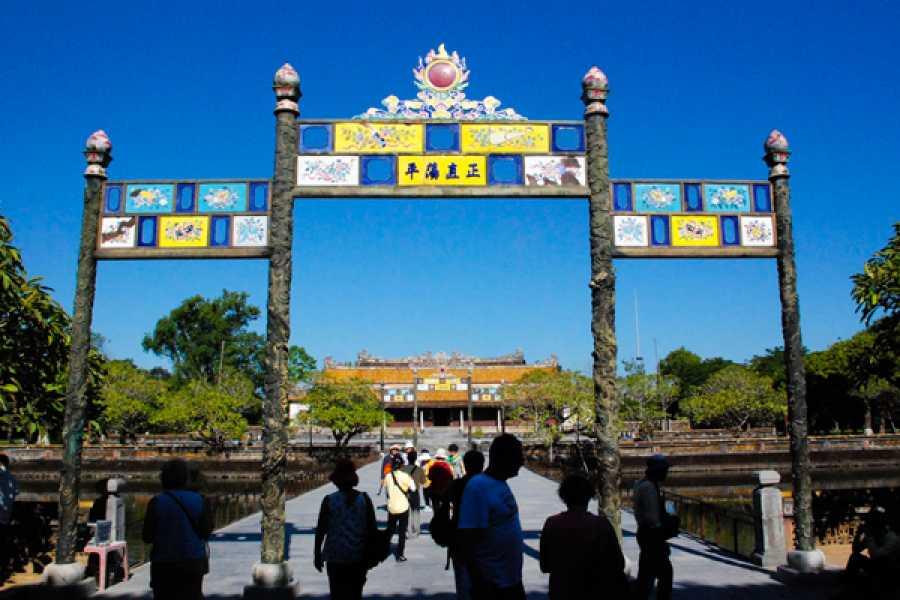 Viet Ventures Co., Ltd Hue full day tour from Da Nang