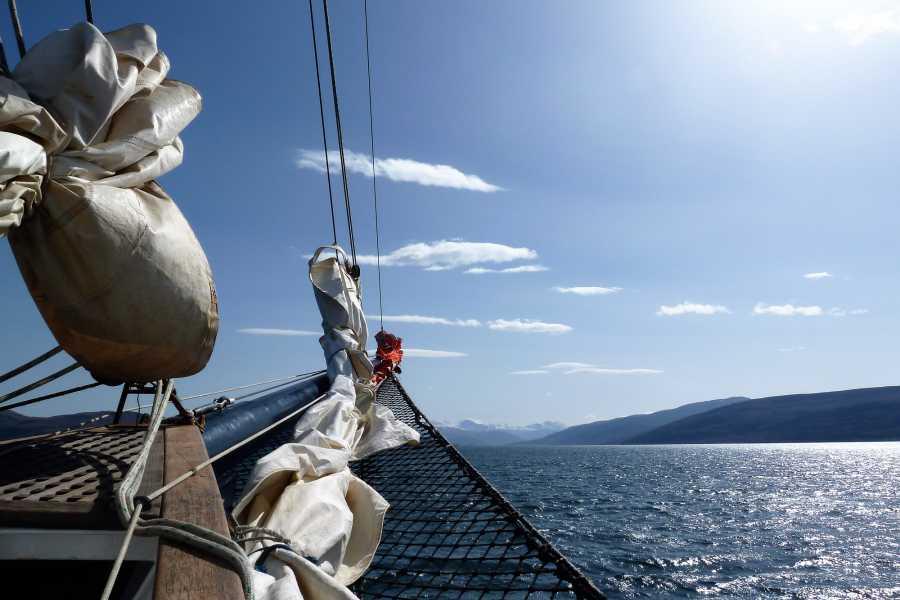 Maybe Sailing Whisky Galore
