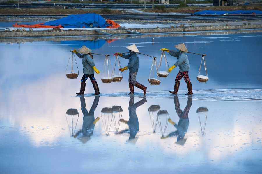 Viet Ventures Co., Ltd Tour nhiếp ảnh - mùa muối Hòn Khói