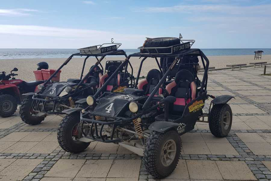 Lisbon on Wheels Arrabida Full adventure pack – 4x4 ride and boat ride