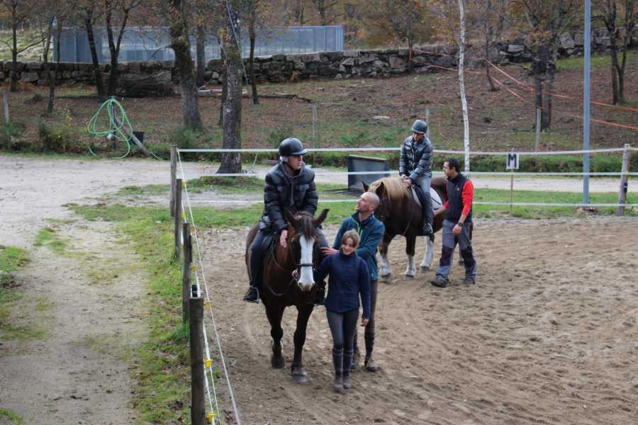 Gerês Holidays Equine Therapy - Hippotherapy