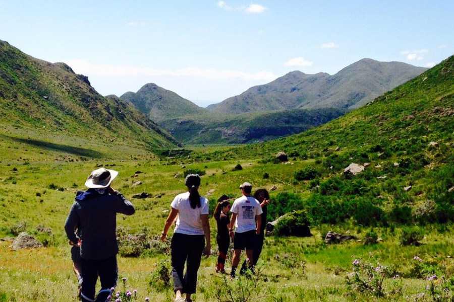Ruta40Adventure Programa 4 Trekking Pampa del Durazno - Valle de Uco