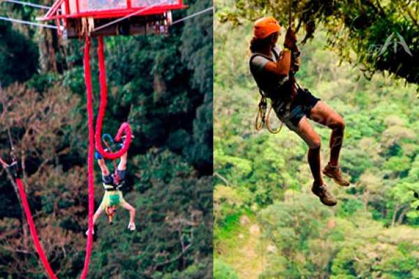 monteverde extremo Bungge & Swing