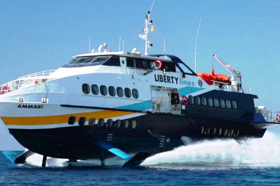 Travel Taste Sicily by Egatour Viaggi Egadi Islands Package: Airport Transfer + Hydrofoil Ticket