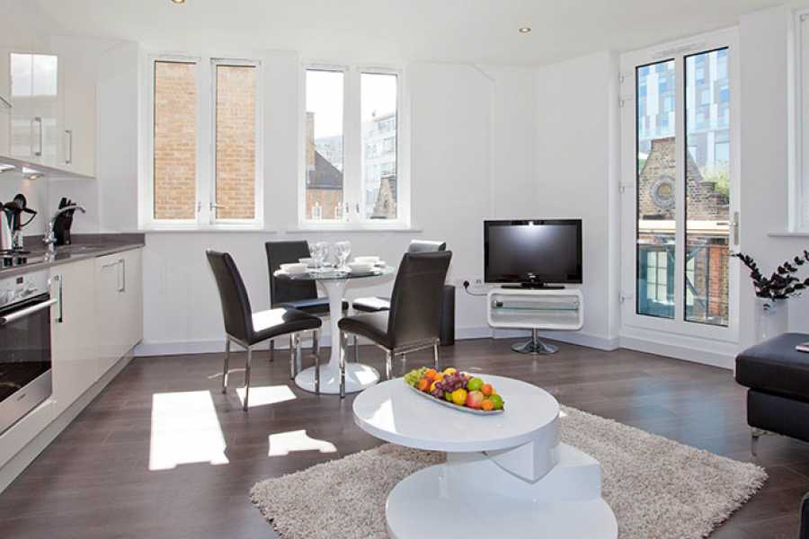 Halal Tourism Britain Luxury Flat: Liverpool Street