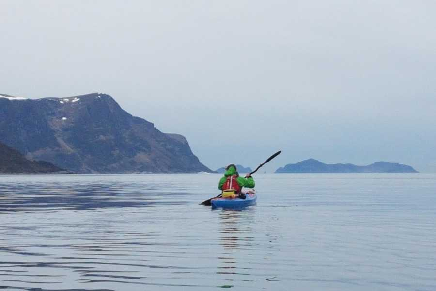 Kayak More Tomorrow Fjord Serenity