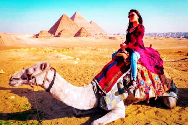 2 Days in Giza and Cairo