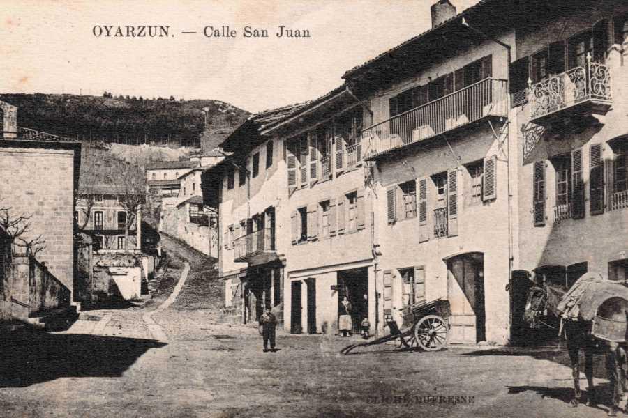 Kultour Incoming Service Oiartzun, pueblo de ferrones, señores y comerciantes