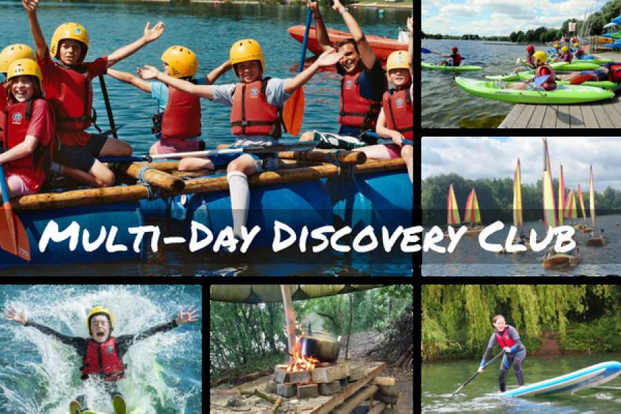 South Cerney Outdoor Multi-Day Discovery