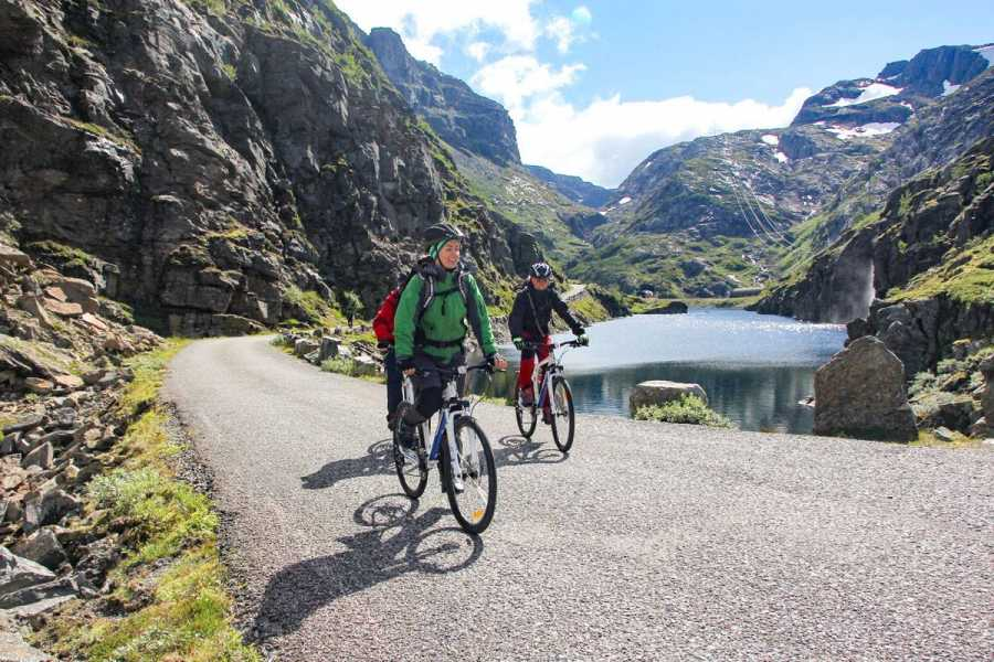 Åkrafjorden Oppleving AS Radtour