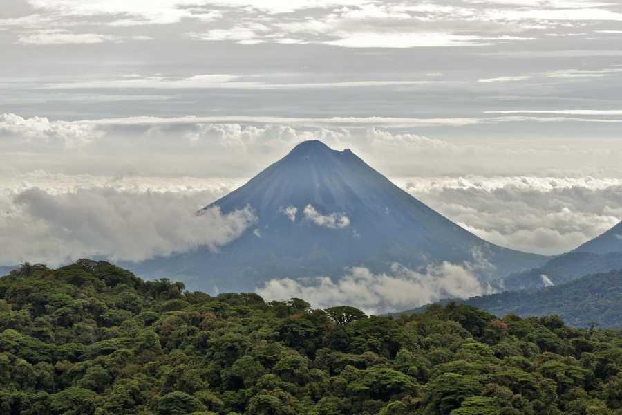 Tour Guanacaste Arenal Volcano Sloth Sanctuary Trip