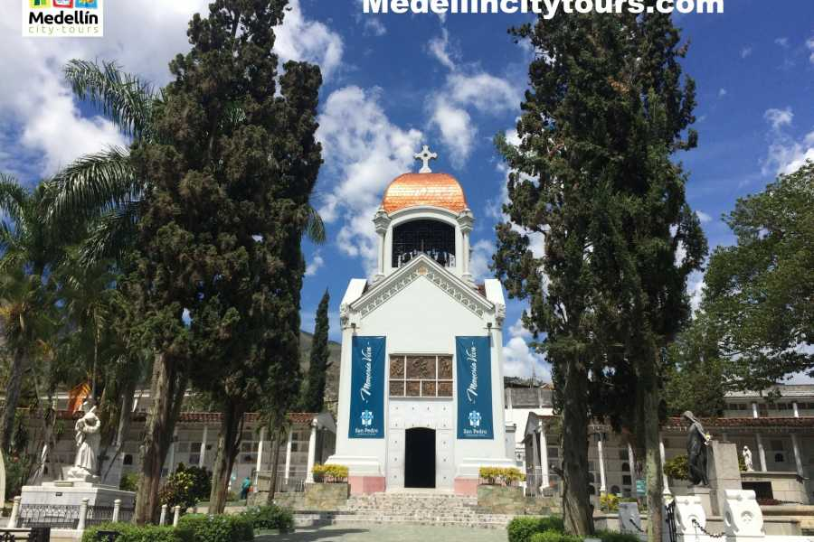Medellin City Tours SHARED RELIGIOUS/ HISTORICAL TOUR