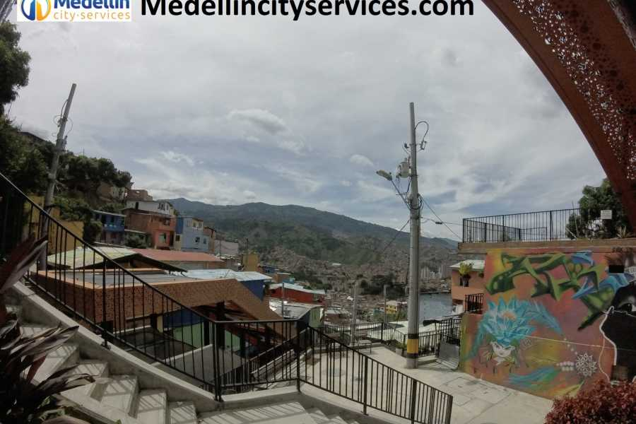 Medellin City Tours TOUR COMPARTIDO A LAS COMUNAS