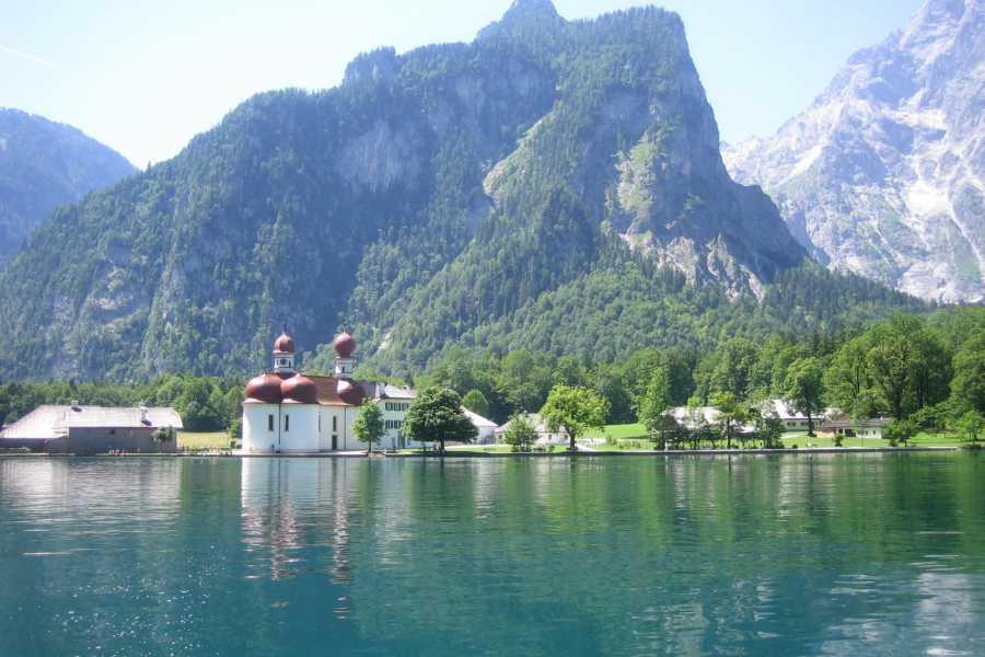 Kultur Tourismus Salzburg Privat Rundfahrt nach Berchtesgaden und Königssee
