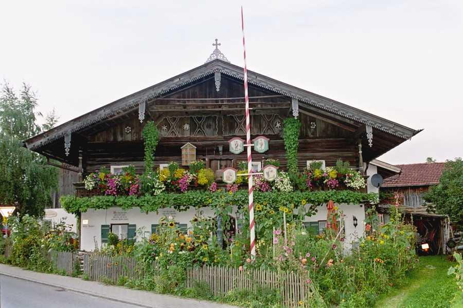 Kultur Tourismus Salzburg Chiemsee / Romantisches Bayern (Privat Tour)
