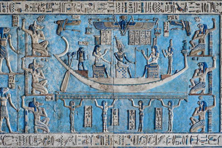 Excursies Egypte Dendera Temple  day Tour from Hurghada