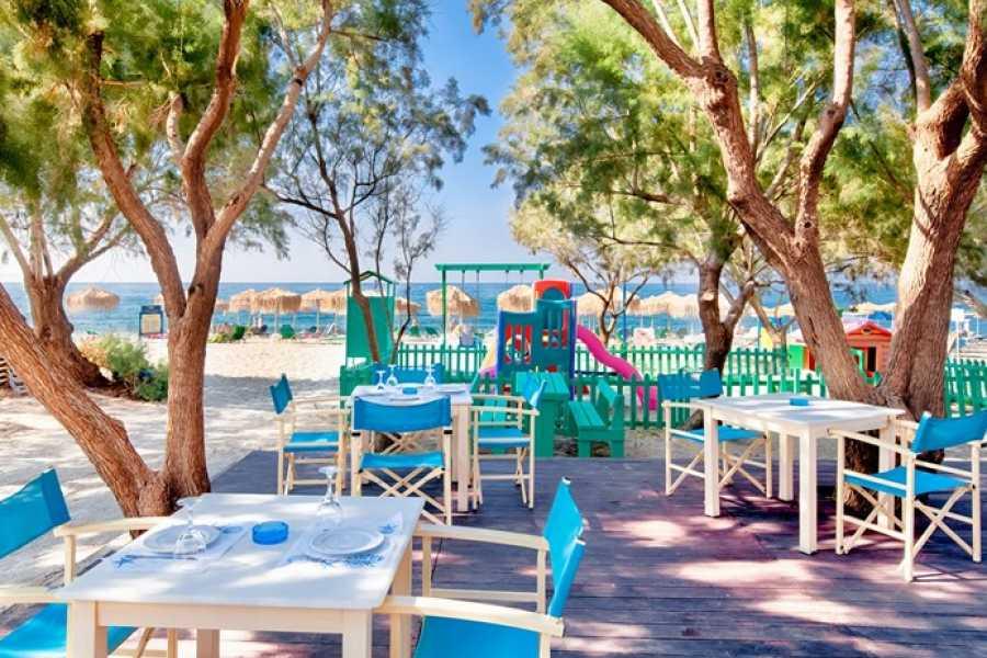 Destination Platanias Alkionides Seaside Restaurant