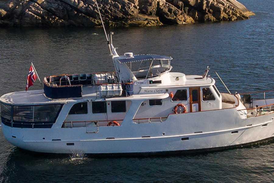 Lofoten Cruise Trollfjordcruise