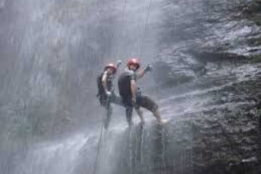 Medellin City Tours CANYONING FROM BOGOTA