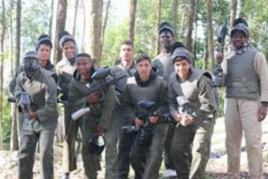 Medellin City Tours PRIVATE PAINTBALL FROM BOGOTA