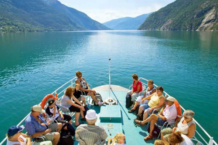 Åkrafjorden Oppleving AS Archipelago cruises