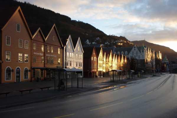 Bergen Walking Tour - 3h
