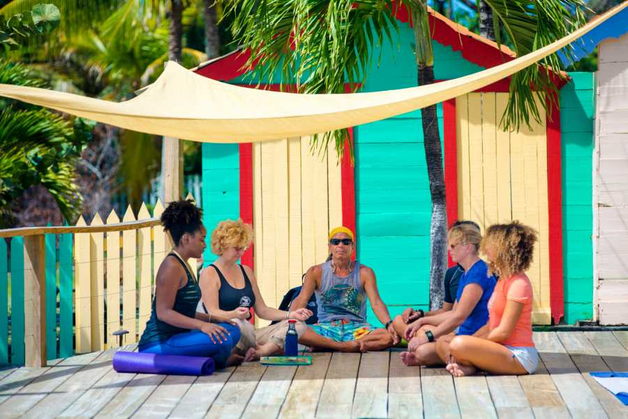 Aquanauts Grenada Scuba Yoga Retreat July 2019