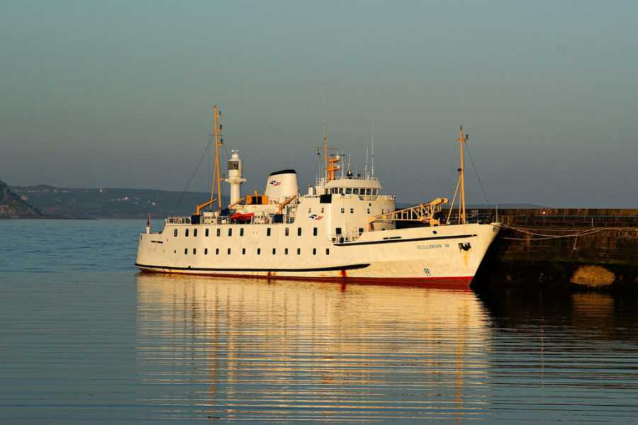 Oates Travel St Ives local's special offer Isles of Scilly Day Trip, every Wednesday.
